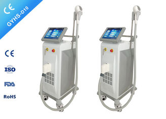 Permanent Diode Laser Hair Removal Machine 1-10hz Customized Language 1 Pulse