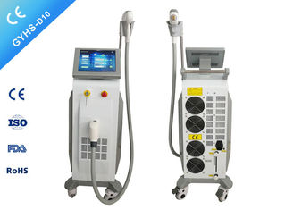 2000W Diode Laser Hair Removal Machine With Color Touch Screen 1 Year Warranty
